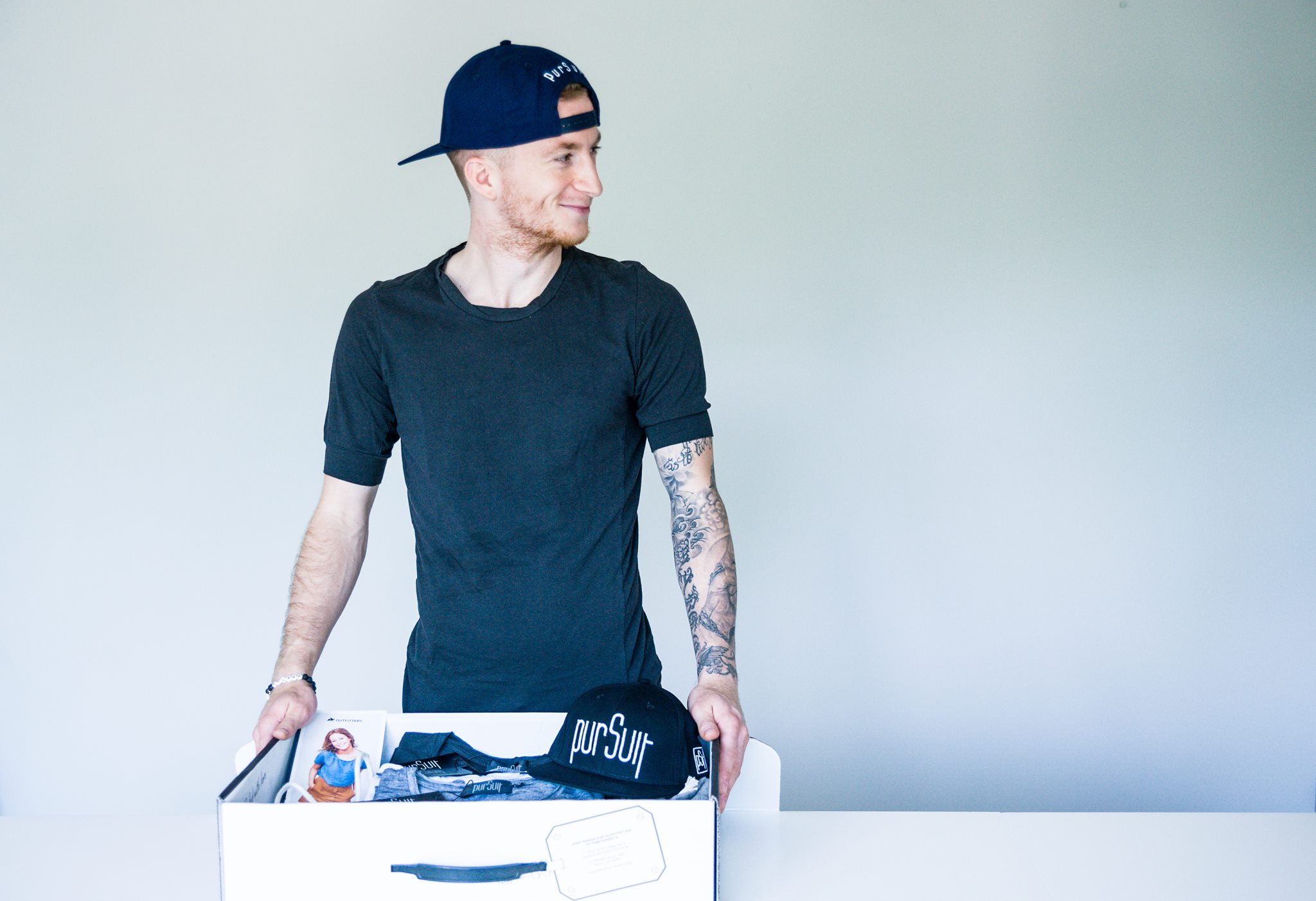 OUTFITTERY nimmt Label von Marco Reus ins Sortiment auf